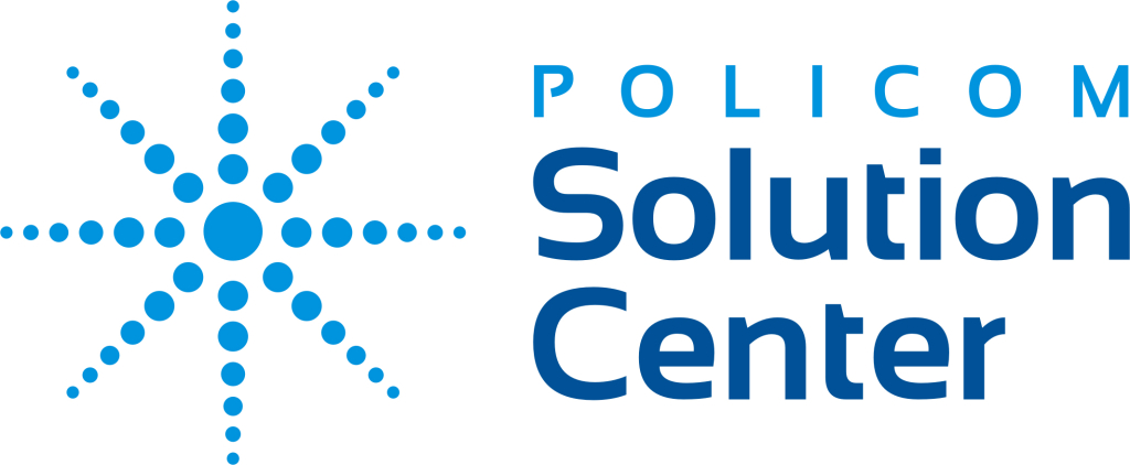 LOGOTIPO POLICOM SOLUTION CENTER