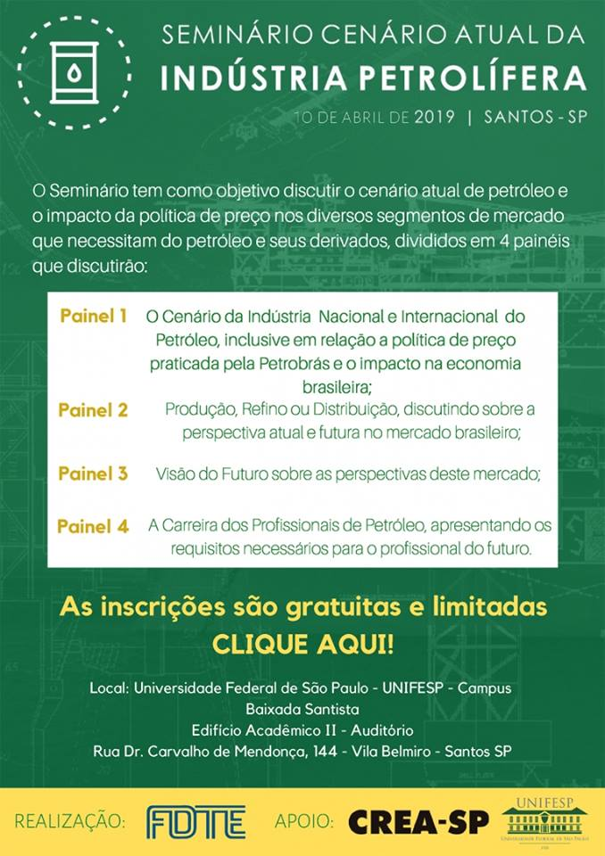 Forum Petroleo Unifesp2